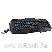 Клавиатура игровая Crown CMKG-100, с подсветкой, фото 3