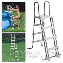 Лестница для бассейнов 132см Intex