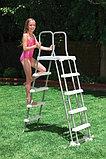 Лестница для бассейнов 132см Intex, фото 8