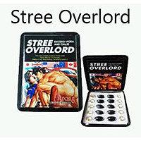 Таблетки для усиления потенции «Stree Overlord» (Стри Оверлорд)