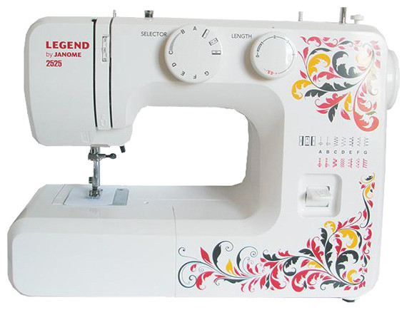 Швейная машинка Janome 2525