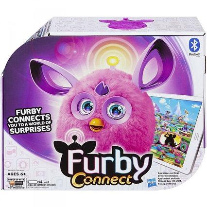 Фёрби Коннект темные  цвета