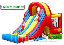 Детский надувной Игровой Центр Мега-горка HAPPY HOP