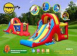 Детский надувной Игровой Центр Мега-горка HAPPY HOP, фото 3