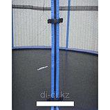 БАТУТ  диаметр 244 см. с сеткой высотой 1,5 метра. БЕСПЛАТНАЯ доставка по Алматы., фото 3