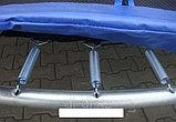 БАТУТ  диаметр 183 см. с сеткойи .  БЕСПЛАТНАЯ доставка по Алматы., фото 2