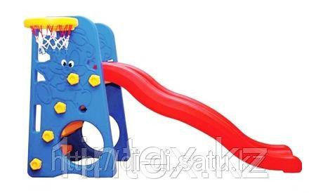Горка с волнами специальная Edu-Play арт.EP-WJ-S13