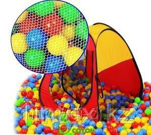 Палатка треугольная Edu-play +100 шаров