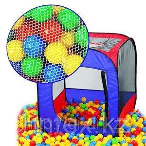Палатка игровая Edu-play +100 шаров