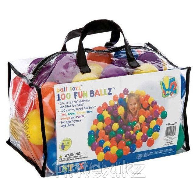 Intex Набор шариков 100 шт.