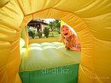 Детский батут Happy Hop в алматы 225cм x 225cм x 175 см, фото 5