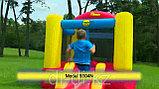 Батут с горкой «Высокий прыжок» HAPPY HOP, фото 5