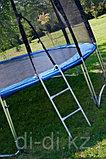 БАТУТ с лестницей  диаметр 366 см. с сеткой высотой 1,5 метра, фото 2