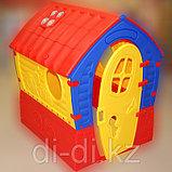 """Детский пластиковый домик """"Лилипут"""" Marian Plast, фото 2"""