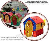 """Детский пластиковый домик """"Лилипут"""" Marian Plast, фото 3"""