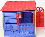 """Детский пластиковый домик """"Игровой"""" Marian Plast, фото 2"""