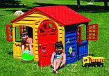 """Детский пластиковый домик """"Игровой"""" Marian Plast, фото 3"""