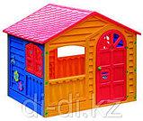 """Детский пластиковый домик """"Игровой"""" Marian Plast, фото 5"""