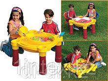 Столик для игр (песок и вода)