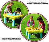 Столик для игр (песок и вода), фото 5