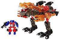 Transformers A6146 Констракт-Боты: Гримлок и Оптимус Прайм (свет), фото 1