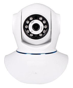 Беспроводная поворотная Wi-Fi IP камера, HD разрешение 1.3 MP
