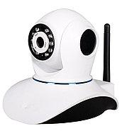 Беспроводная поворотная Wi-Fi IP камера, HD разрешение 1.3 MP, фото 4