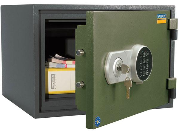Сейф огнестойкий для дома и офиса Valberg FRS-32 ЕL