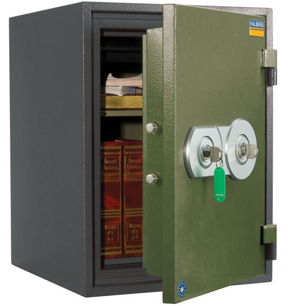 Сейф огнестойкий  для дома и офиса Valberg FRS-49 KL