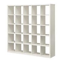 Стеллаж КАЛЛАКС белый ИКЕА, IKEA