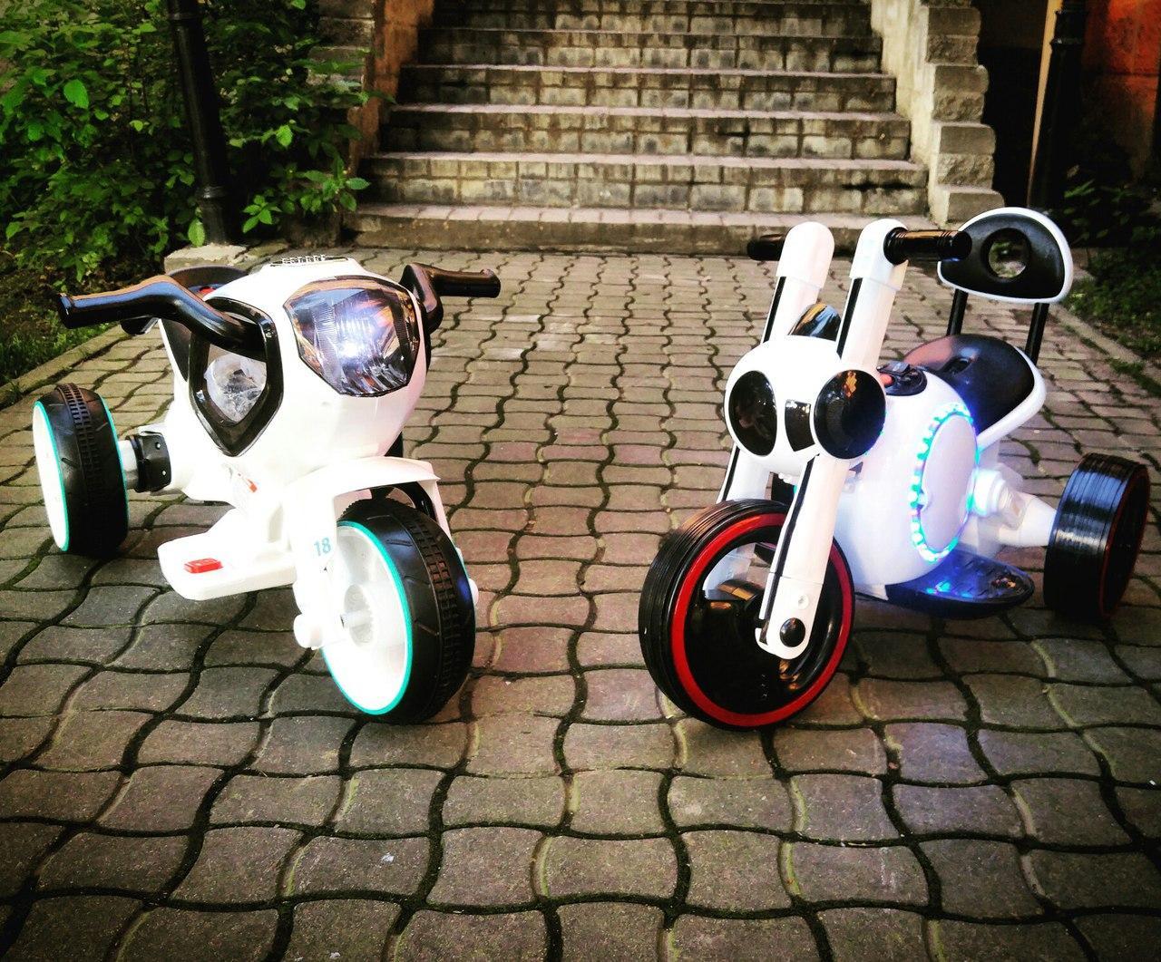 Детский Мотоцикл Cosmo и Predator
