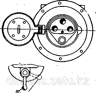 ШРА-200 - вилка