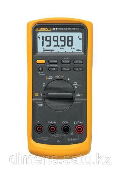 Fluke 87V - универсальный цифровой промышленный мультиметр