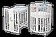 Круглая кроватка-трансформер Можга  Эстель 6 в 1, фото 5