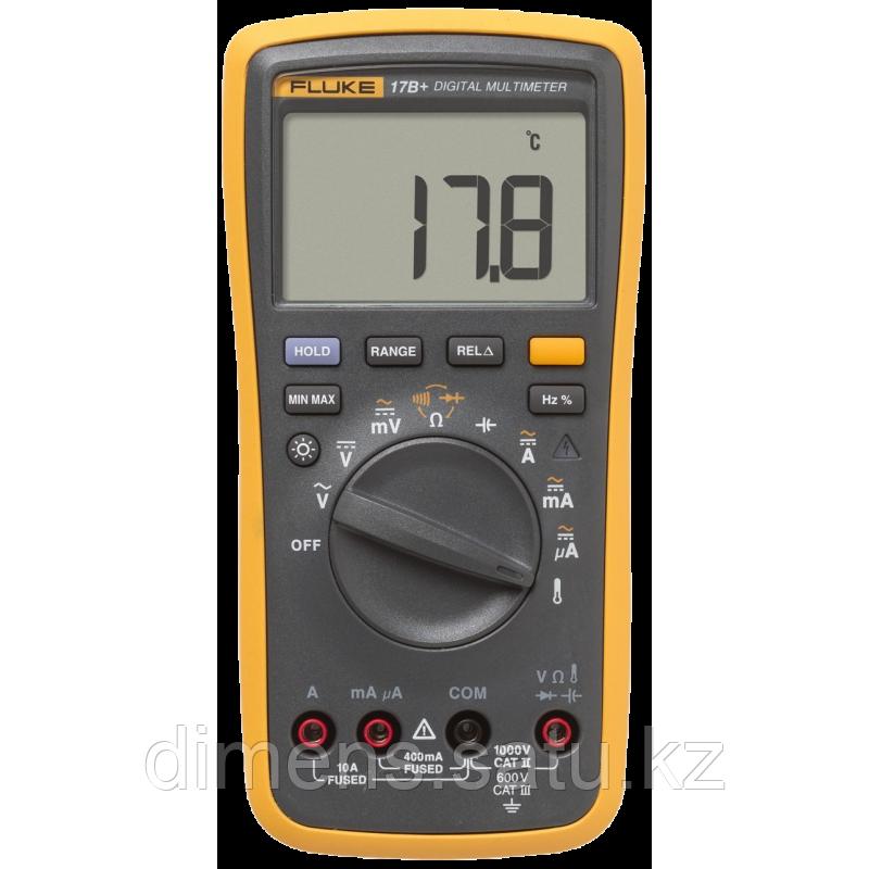 Fluke 17B+ - цифровой мультиметр