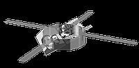 Хомут трубный ХТ Р на болте D 180 ФР.