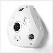 Панорамная Wi-Fi IP камера 360° (рыбий глаз), 1.3 mpx, фото 2