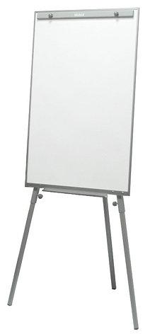 Флипчарт магнитно-маркерный 65*100см, на треноге KUV, фото 2