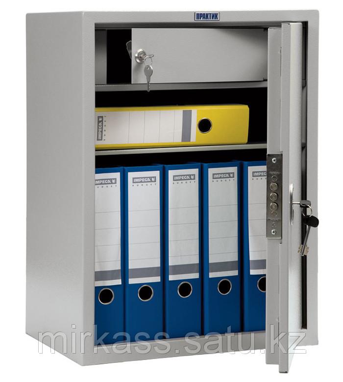 Шкаф бухгалтерский серии SL -65T Практик металлический в Астане
