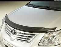 Мухобойка (дефлектор капота) на Toyota Avensis /Тойота Авенсис 2009-