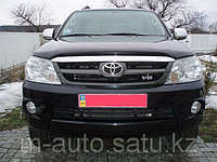 Мухобойка (дефлектор капота) наToyota Hilux/Тойота Хайдюкс 2005-2011