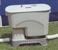 «Хлор-генератор Intex Saltwater System, фото 1