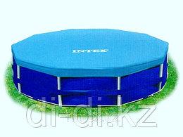 Тент для каркасных бассейнов Intex  457 см