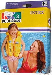 Надувной жилет Жёлтый Intex