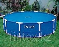 Тент Intex  солнечный для бассейна диаметр 549см, фото 1