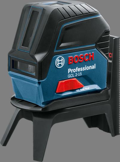 Линейный лазерный нивелир (построитель плоскостей)  GCL 2-15