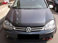 Мухобойка (дефлектор капота) на Volkswagen Jetta/Фольксваген Джетта 2003-2008, фото 1