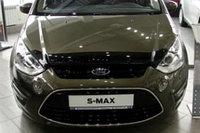 Мухобойка (дефлектор капота) на Ford S Max/Форд С Макс 2010-, фото 1