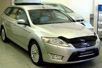 Мухобойка (дефлектор капота) на Ford Mondeo/Форд Мондео 2007-2010