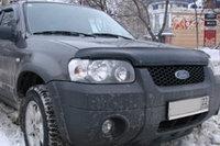 Мухобойка (дефлектор капота) на Ford Maverick, Ford Escape/Форд Маверик,Форд Эскейп 2004-2007, фото 1
